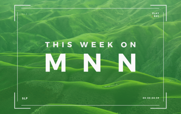 This Week on MNN Picture Green hills Background