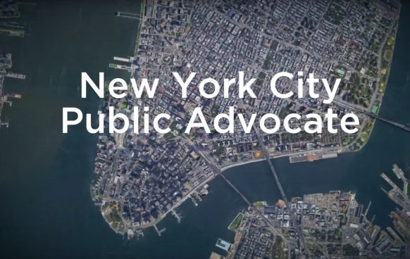 NYC Public Advocate Candidates