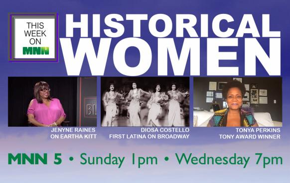 This Week on MNN:Historical Women