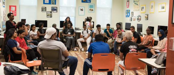 Manhattan Neighborhood Network's Youth Media Center