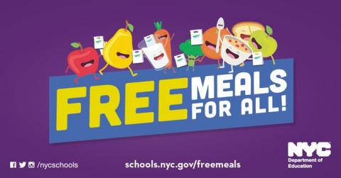 free meals for all